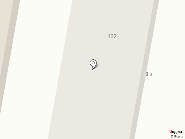 Индиго на карте Темиртау