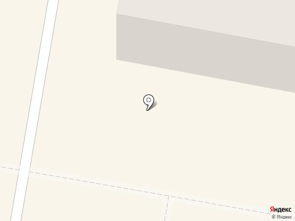 Интер на карте Темиртау