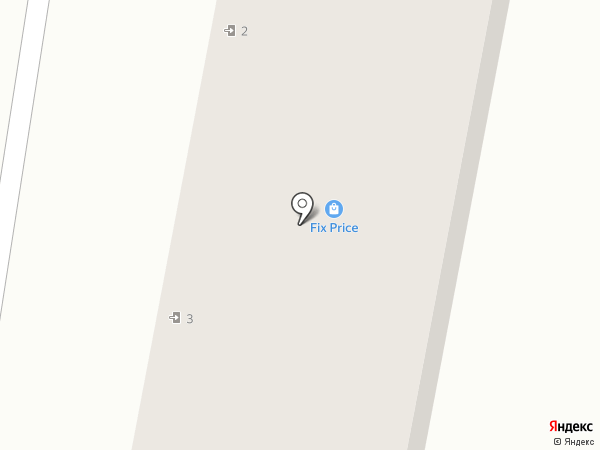 Ателье на ул. 6-й микрорайон на карте Темиртау