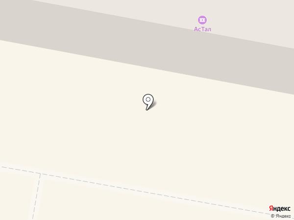 Атамекен Лтд, ТОО на карте Темиртау