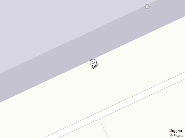 Школа-лицей №9 на карте Темиртау
