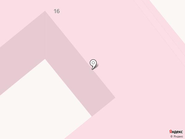 Поликлиника на карте Актаса
