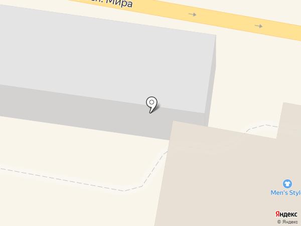 Бiрiншi, ТОО на карте Темиртау