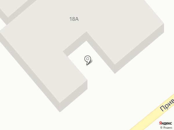 Жасмин на карте Актаса
