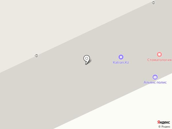 Катрин на карте Темиртау