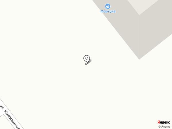 Фортуна на карте Актаса