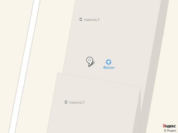 Жибек жолы на карте Темиртау