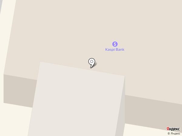 Магазин мебели на карте Темиртау