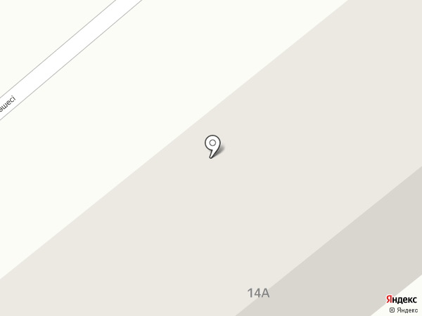 Любимый на карте Актаса