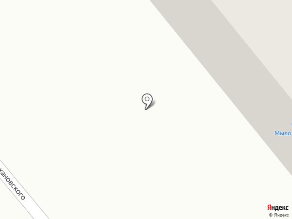 Овощной магазин на карте Актаса