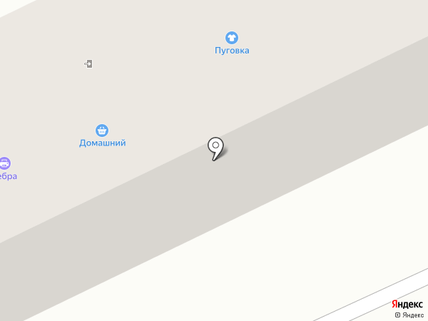ВТИ, АО на карте Темиртау