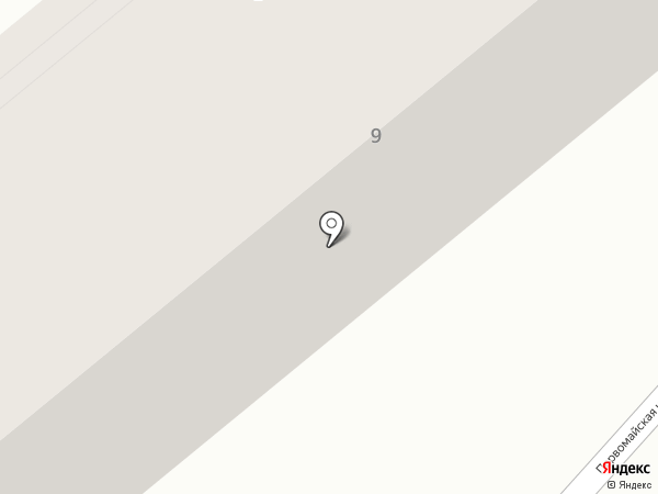 Жұлдыз на карте Актаса
