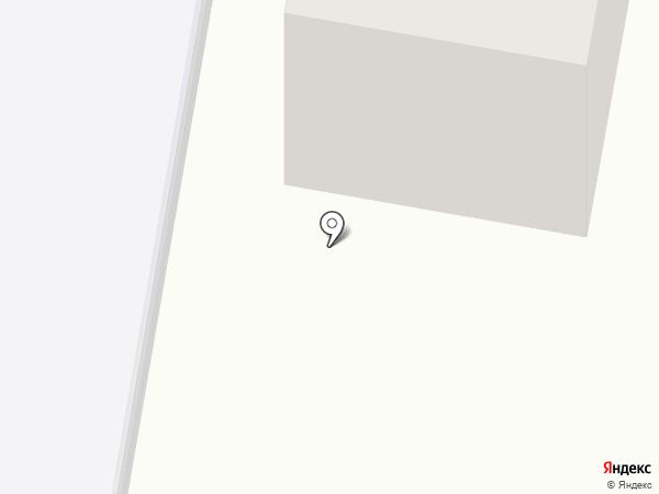 Женис на карте Темиртау