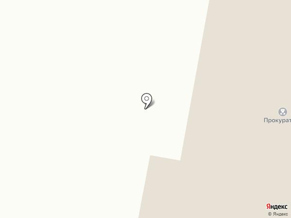 Прокуратура г. Темиртау на карте Темиртау