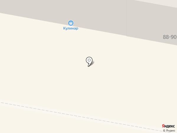 Richman на карте Темиртау