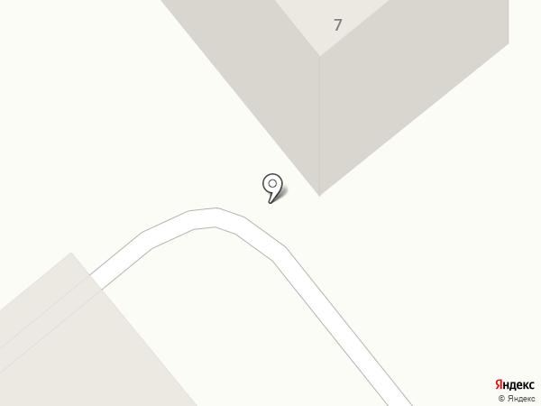 Адвокат Байтурсынов Д.А. на карте Актаса