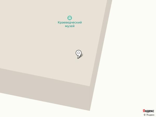 Темиртауский городской историко-краеведческий музей на карте Темиртау