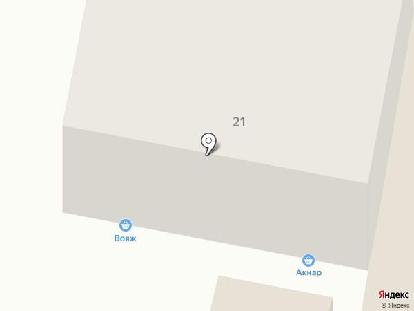 Дедов на карте Темиртау