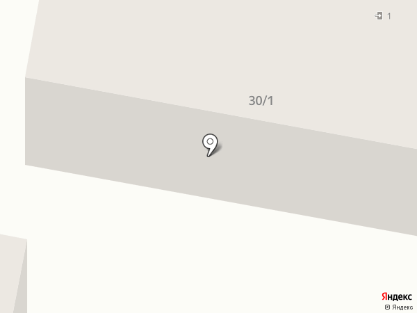 Ирбис на карте Темиртау