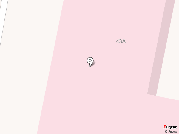Поликлиника №4 на карте Темиртау