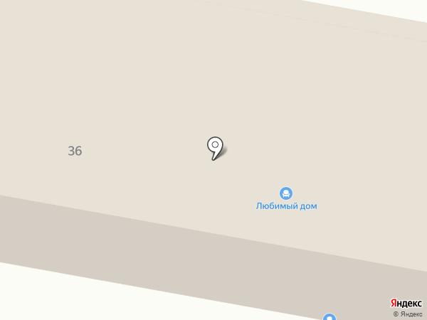 MCM Кедр на карте Темиртау