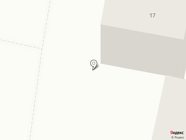 Тау на карте Темиртау