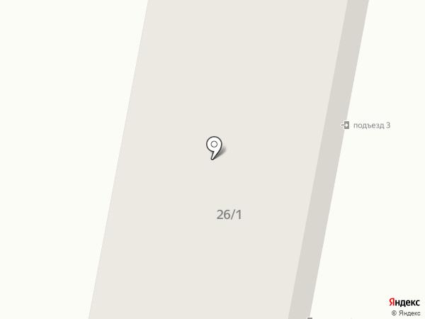 Участковый пункт полиции №12 на карте Темиртау