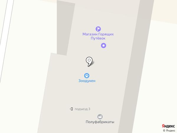 Муар на карте Темиртау