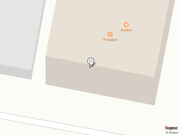 Avalon на карте Темиртау