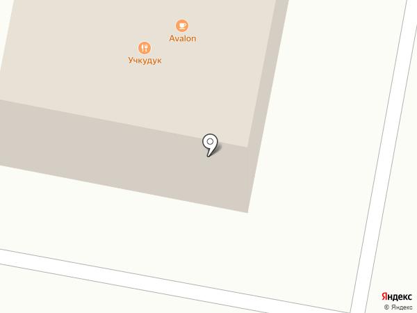 Автомойка на карте Темиртау