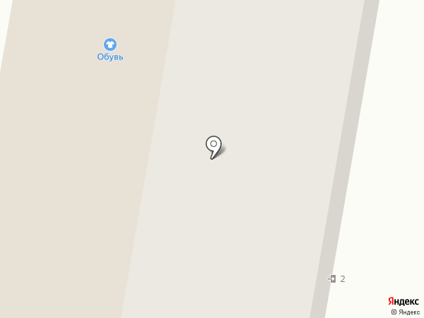 Магазин тканей на ул. 7-й микрорайон на карте Темиртау