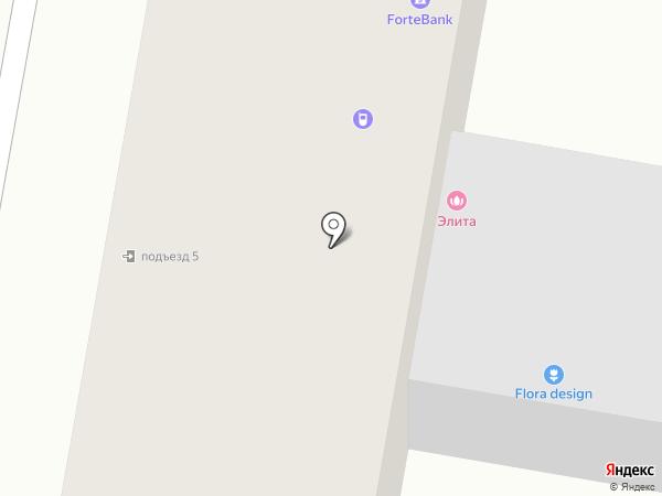 Элита на карте Темиртау