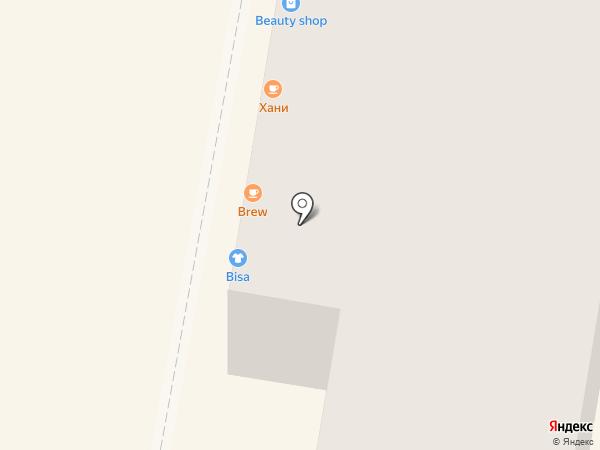 Марина на карте Темиртау