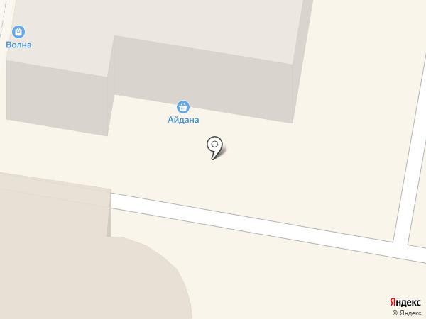 Хани на карте Темиртау