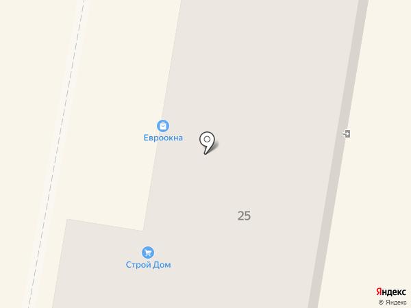 Караганда-Осетр, ТОО на карте Темиртау