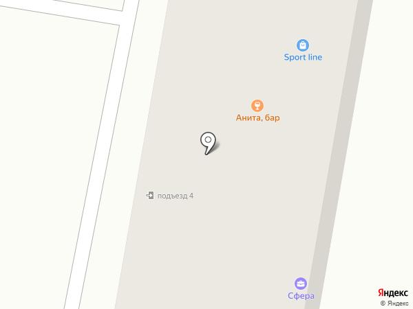 Нотариус Поликова А.В. на карте Темиртау