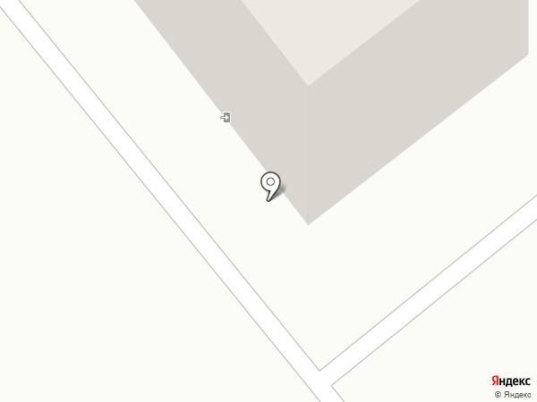 Катюша на карте Актаса