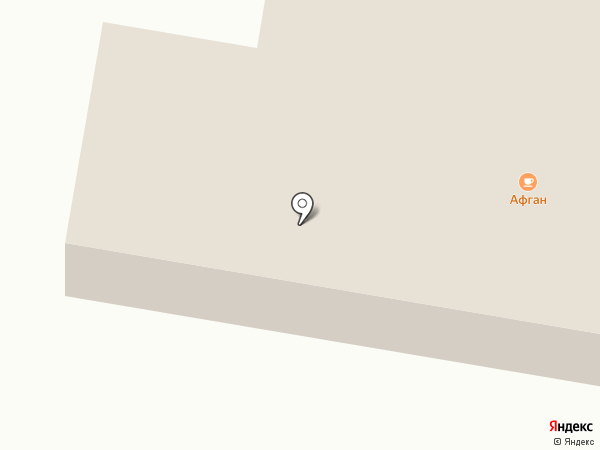 Афган на карте Темиртау