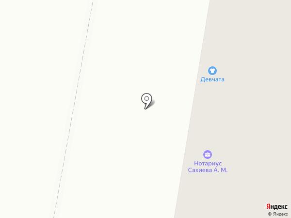 Девчата на карте Темиртау