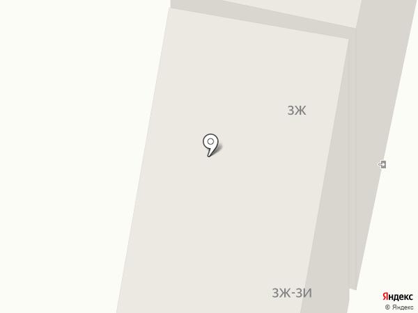 Ай-би-эн на карте Темиртау