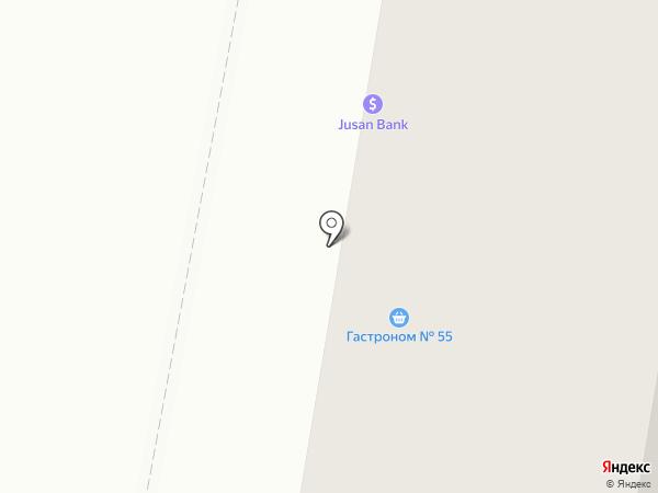 ВОСТОК-АВТО на карте Темиртау
