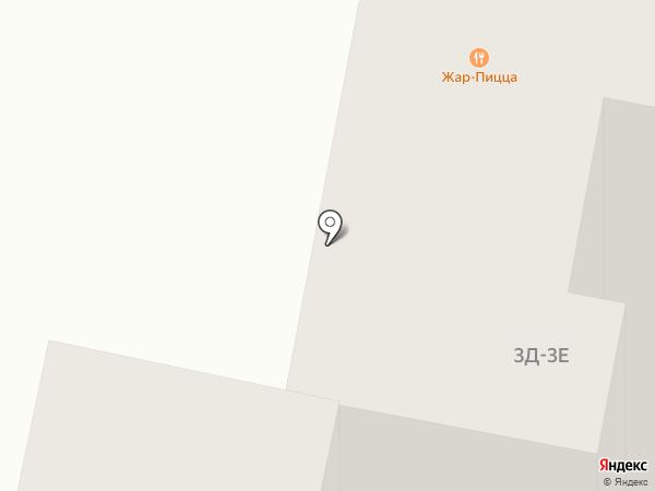Сайран на карте Темиртау