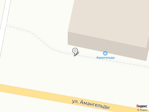 QIWI на карте Темиртау