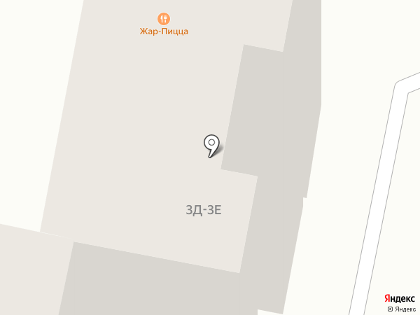 Алтын арба на карте Темиртау