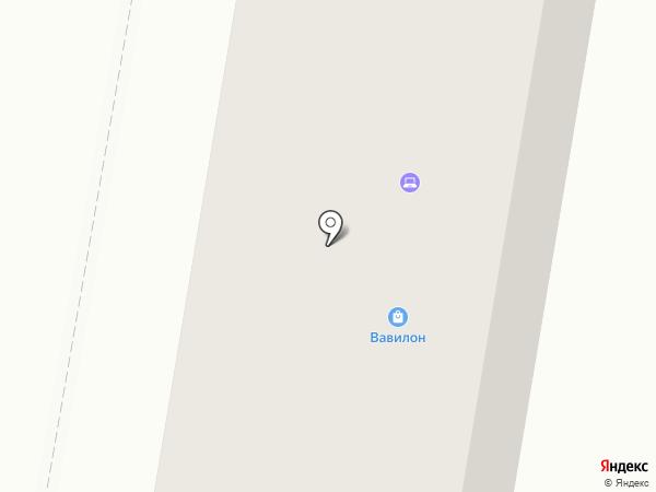 Континент на карте Темиртау