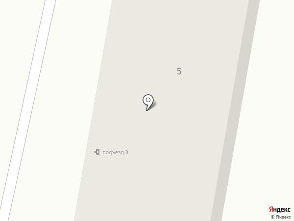 Мегалайн на карте Темиртау
