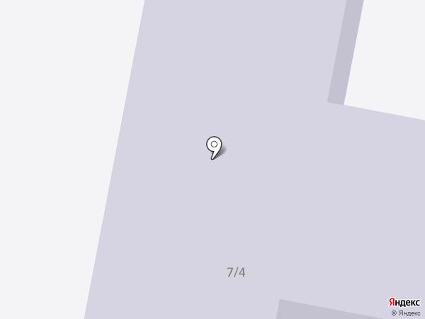 Женская гимназия на карте Темиртау