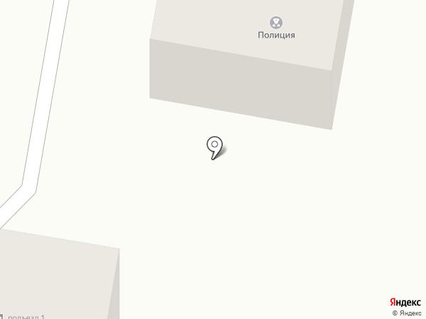 Участковый пункт полиции №5 на карте Темиртау