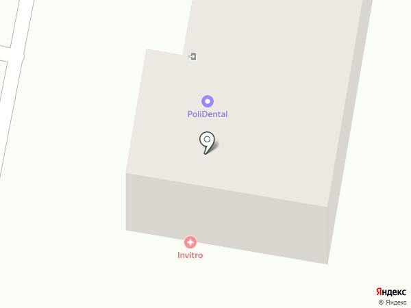 Дентин на карте Темиртау