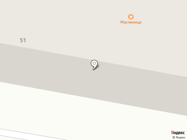 Автоград на карте Темиртау